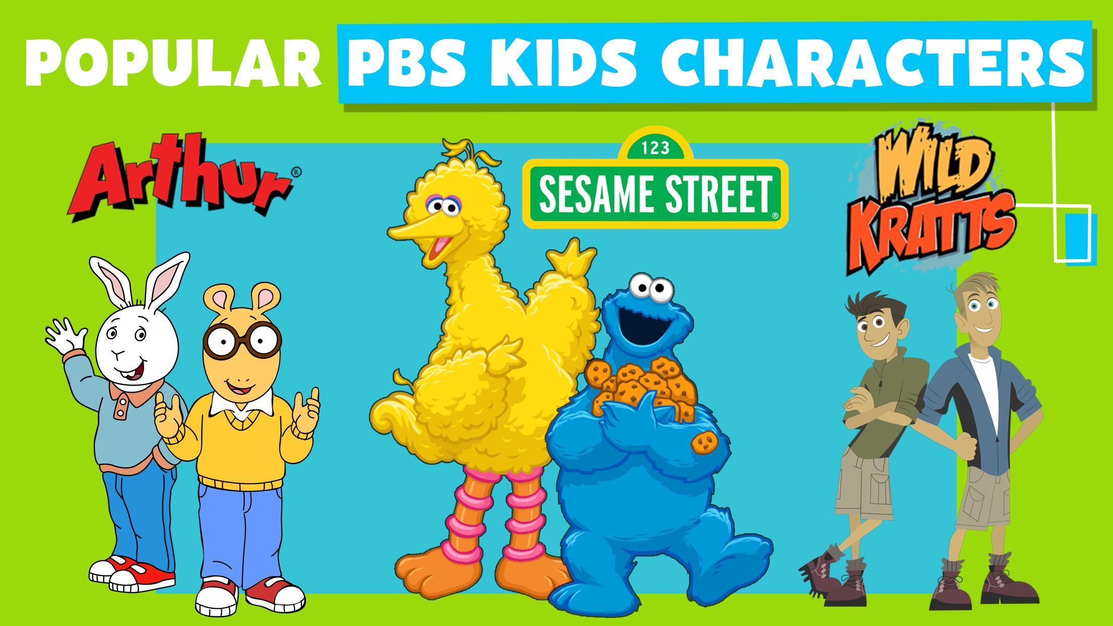 Pbs Kids Games For Android Apk Download
