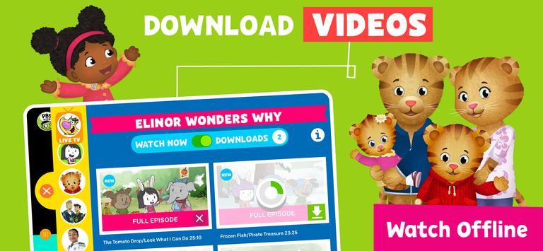 PBS KIDS Video скриншот 19