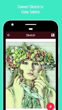 Sketch Photo Editor - Sketch Maker screenshot 7