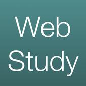 Mobile Web Study App icon