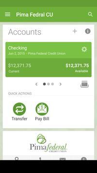Pima Federal CU screenshot 1