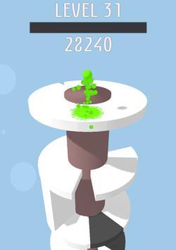 הכדור האדום - Jump ball הכדור הקופץ screenshot 1