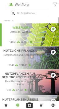 Pl@ntNet Pflanzenbestimmung Screenshot 2