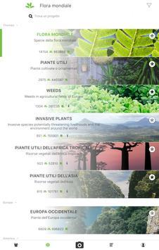 8 Schermata PlantNet