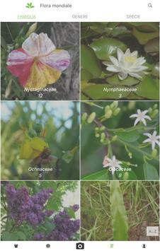 10 Schermata PlantNet