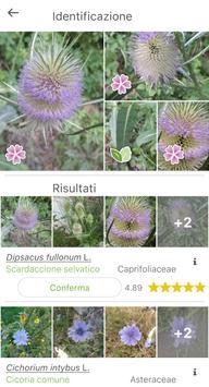1 Schermata PlantNet