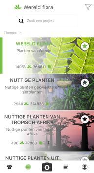 Pl@ntNet plantenidentificatie screenshot 2