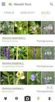 Pl@ntNet plantenidentificatie screenshot 3