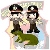 KOMODO POLICE ONLINE icon