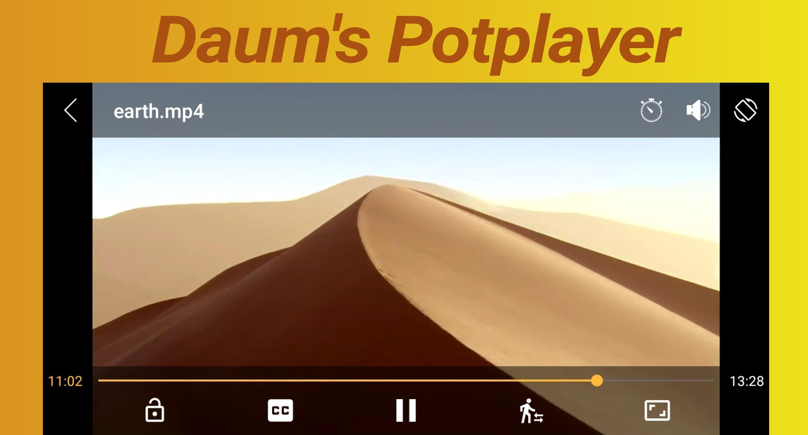 Daum Pot Player for Android - APK Download