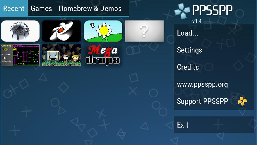 Update Terbaru, PPSSPP  - APK Download Game Android Terbaru