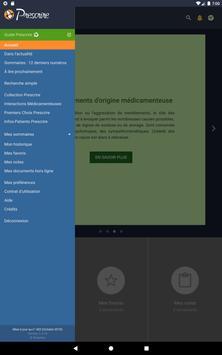 Application Prescrire screenshot 5