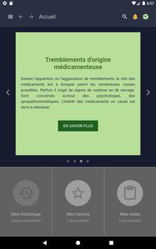 Application Prescrire screenshot 8