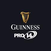 Guinness PRO14 ícone