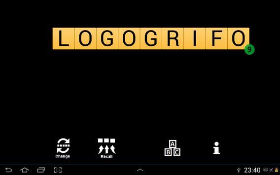 Logogrifo screenshot 2