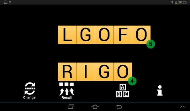 Logogrifo screenshot 5