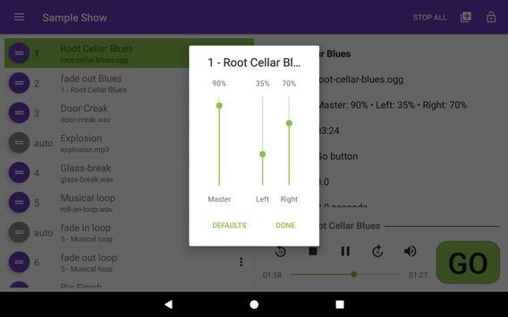 Audio Cues スクリーンショット 7