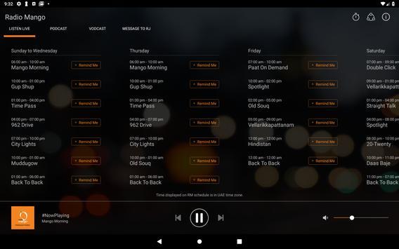 Radio Mango screenshot 8