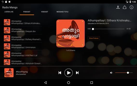 Radio Mango screenshot 13