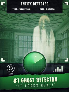 Ghost Detector постер