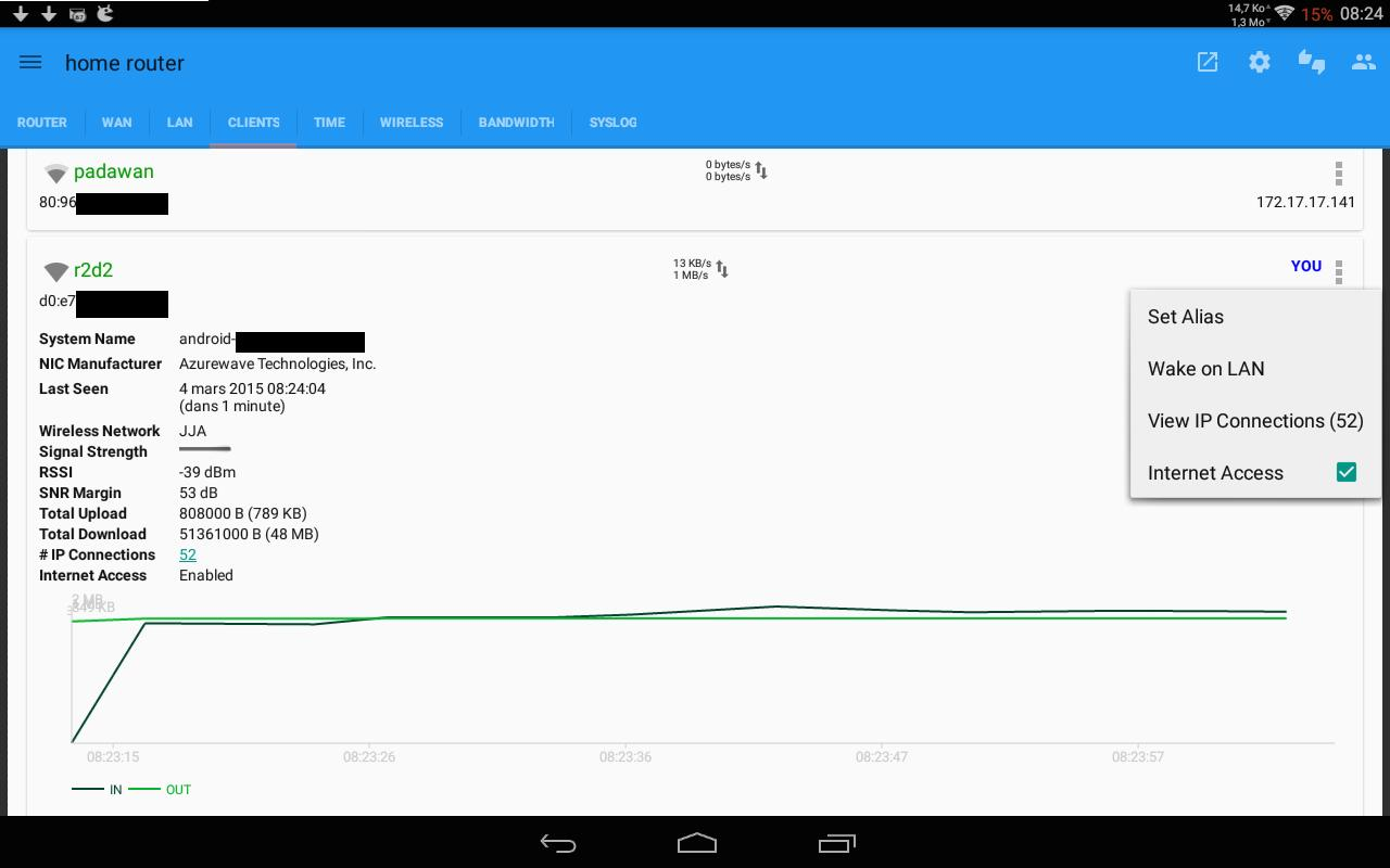 DD-WRT Companion for Android - APK Download