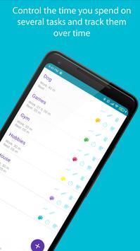 Work & Rest: Pomodoro Timer - Focus Productivity captura de pantalla 3