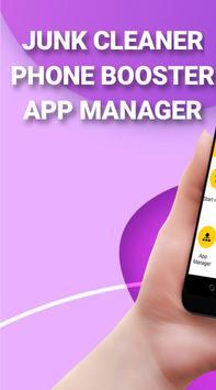 Speed Booster - Utilidades para teléfonos Android Poster