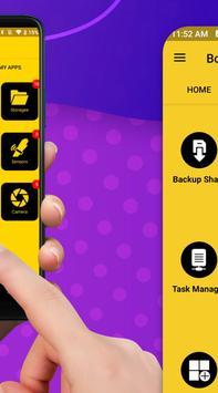 Speed Booster - Utilidades para teléfonos Android captura de pantalla 3