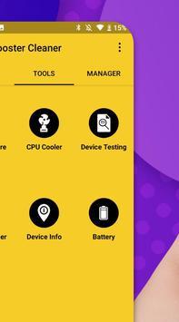 Speed Booster - Utilidades para teléfonos Android captura de pantalla 4