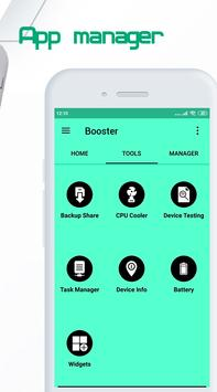 5 Schermata Super Android Booster - Improve Phone Productivity