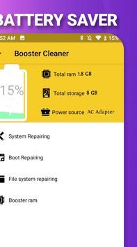 Speed Booster - Utilidades para teléfonos Android captura de pantalla 7