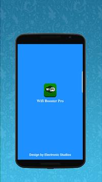 SuperWifi Wifi signal booster Speed Test & Manager screenshot 4