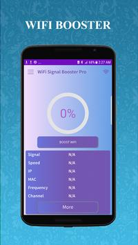 SuperWifi Wifi signal booster Speed Test & Manager screenshot 5