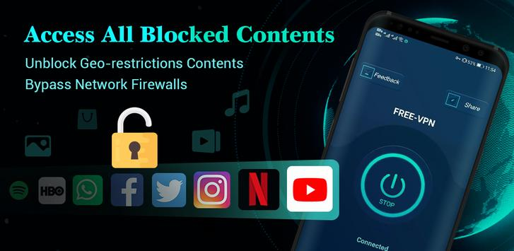 Star VPN - Free, Anonymous, Unblock, Fast-poster
