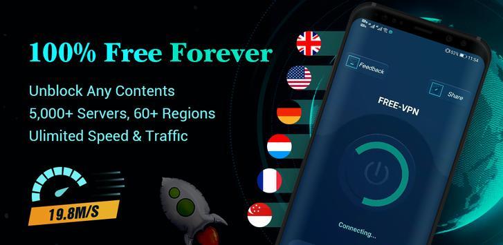 Star VPN - Free, Anonymous, Unblock, Fast screenshot 2