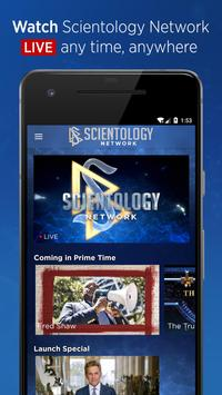 Scientology Network poster