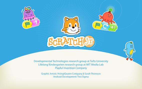 ScratchJr تصوير الشاشة 4