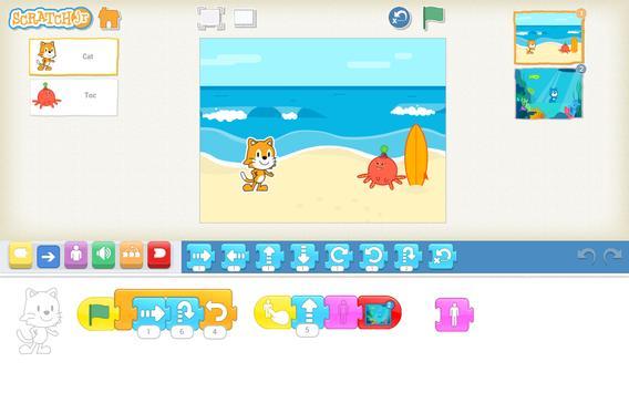 ScratchJr Screenshot 2