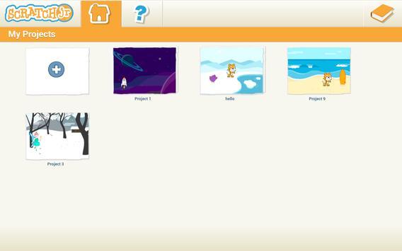 ScratchJr تصوير الشاشة 1