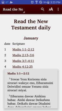 Aneme Wake - Bible screenshot 3