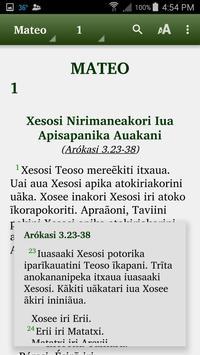 Apurinã - Biblia screenshot 1