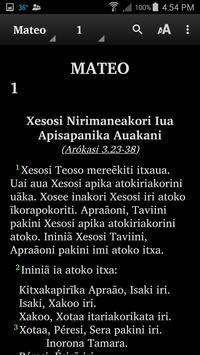 Apurinã - Biblia screenshot 2