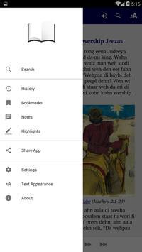Belize Kriol - Bible screenshot 6