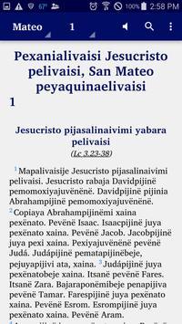 Guahibo - Bible poster