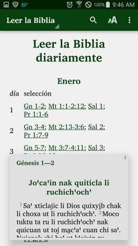 Kekchi - Bible (original orth) screenshot 6