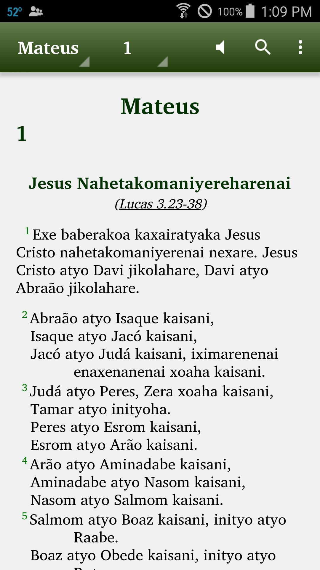 Parecís - Bible for Android - APK Download