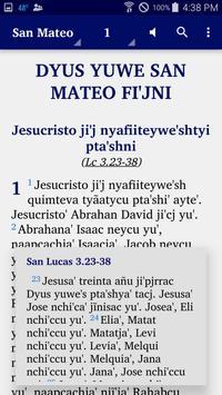 Páez (new orth) - Bible screenshot 1