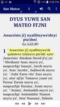 Páez (new orth) - Bible screenshot 2