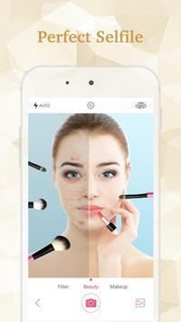 Selfie Beauty Camera Pro poster