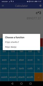 Kalkulator kieszonkowy screenshot 5